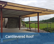 cantilevered roof - Boylan Engineering and Environmental Consultancy