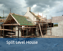 split level house - Boylan Engineering and Environmental Consultancy