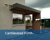 cantilevered porch - Boylan Engineering and Environmental Consultancy