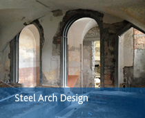 steel arch - Boylan Engineering and Environmental Consultancy